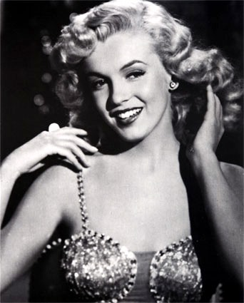 The ghost of marilyn monroe hollywood