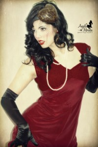 Photography by Angela Morales;  Makeup by  'Makeup Artisty by Alicia'