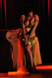 Performer of the Year Coco Lectric Performs