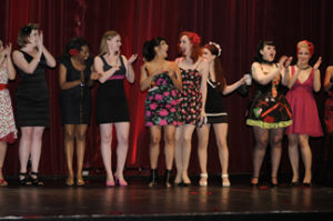 The Jigglewatts win Troupe of the Year