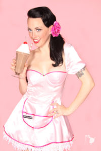 Jayme Foxx for Pin Curl