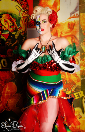 La Cholita by Laura Byrnes Photography.  Byrnes also shot our cover.