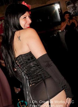 Lisa Carmen.  Photo: FreeYourVixen.com