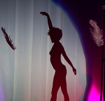 Elle du Jour (Dallas) performs (Photo: David Weaver)