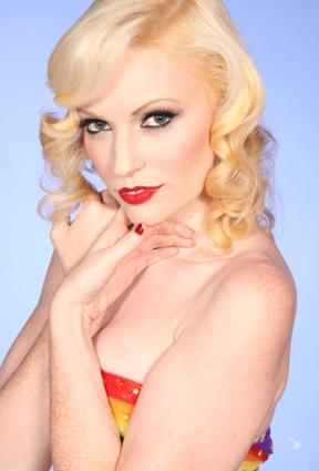 Goldie Candela (Photo: DallasPinUp.Com)
