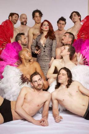 Photo: Maggie Saniewska of PlayMe Burlesque