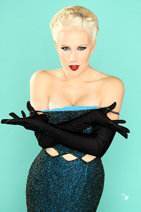 Photo: Shoshana MUA/H: LaDonna Stein. Both of DallasPinUp.com